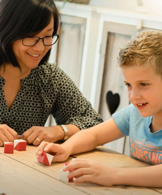 Kind die bijles krijgt in Almere bij Bijzonder Jij