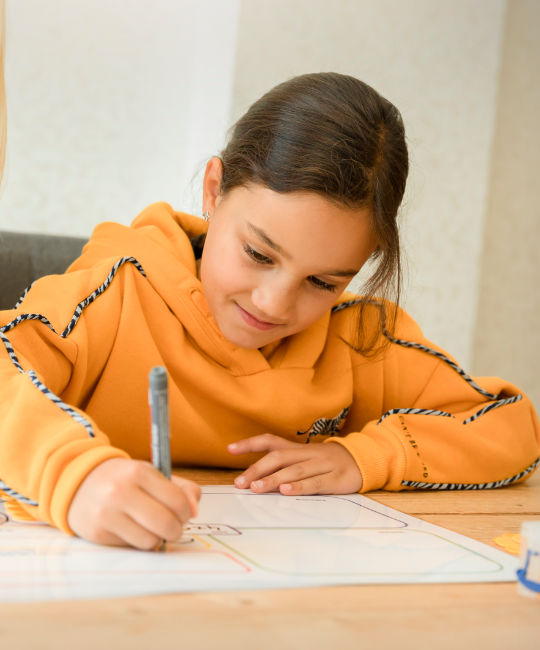 Kind onderzoeken naar dyslexie
