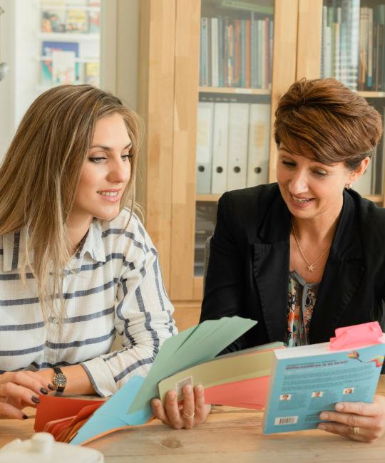 Informatiegesprek over nascholing onderwijs