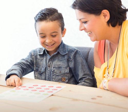 Kind trots na orthopedagogisch onderzoek