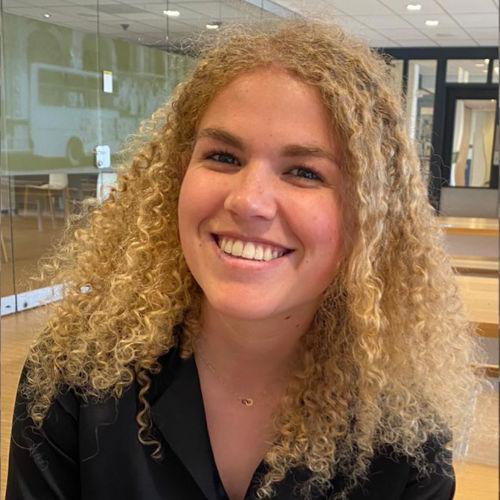 Onderwijs- jeugdbegeleider Naomi Aarten